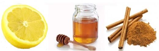 mật ong chanh quế