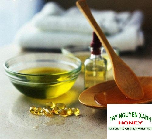 mật ong o liu